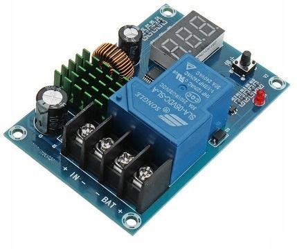 Regulator ładowania akumulatora 12-60V 30A