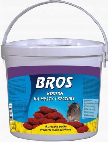 Bros Kocka na myši a potkany 10 kg