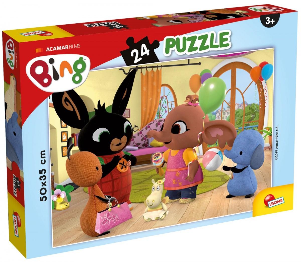 LISCIANI Puzzle Plus 24 Bing 1