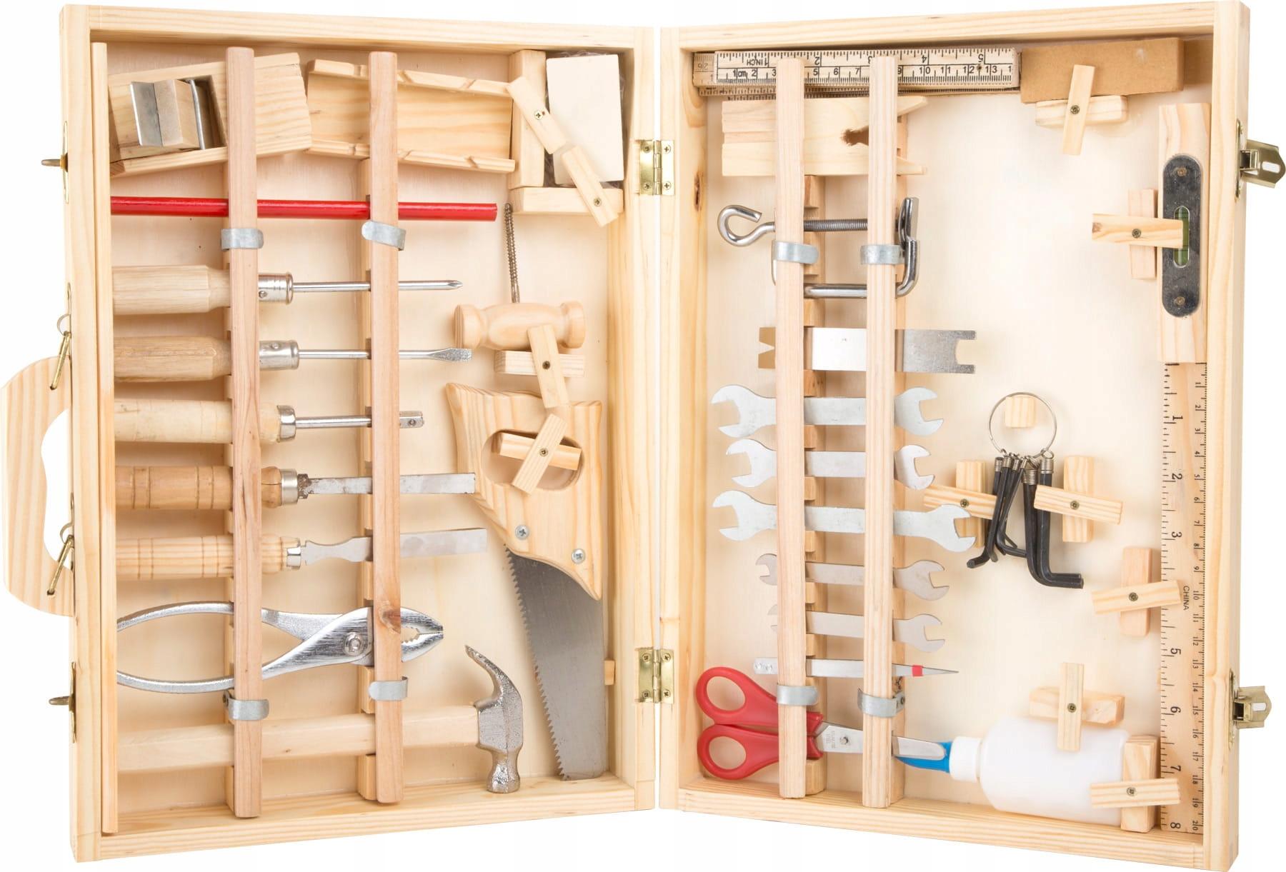Sada nástrojov - skutočné nástroje