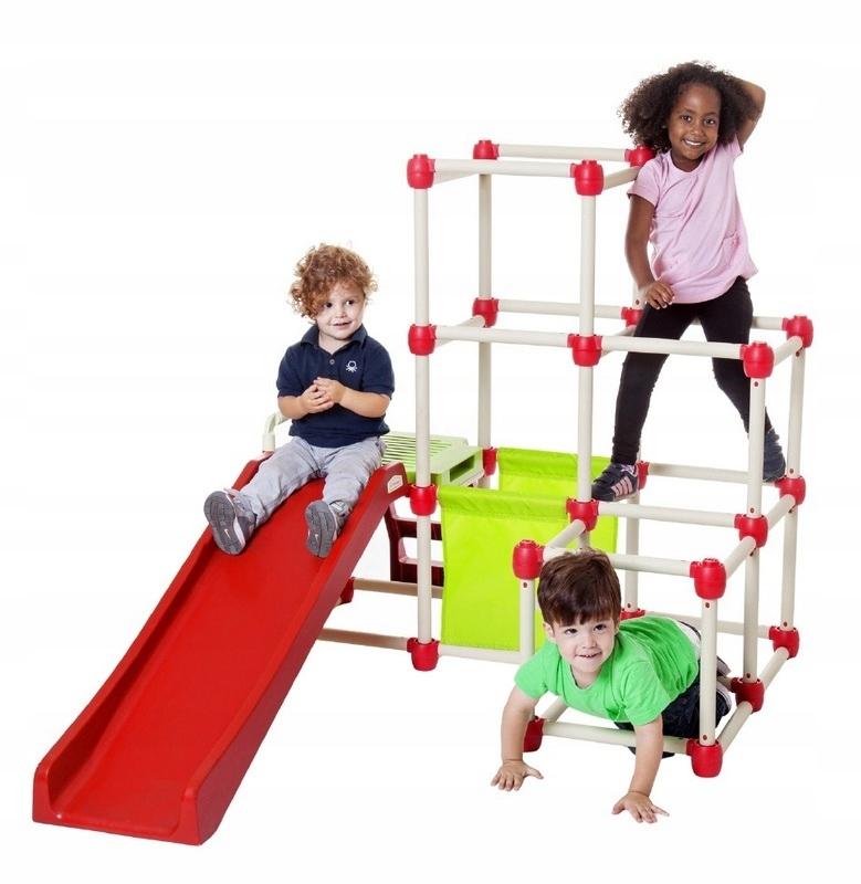Rebrík pre deti Everest s schody a posuňte