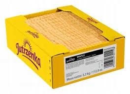 Oblátky Grześki medzera 3.2 kg