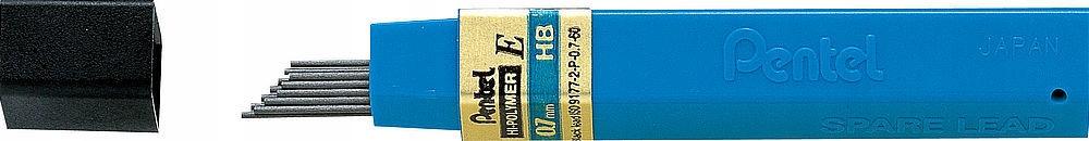Grafika Štýlová Pentel 0,7 2B, B, HB, H, 2H LODZ