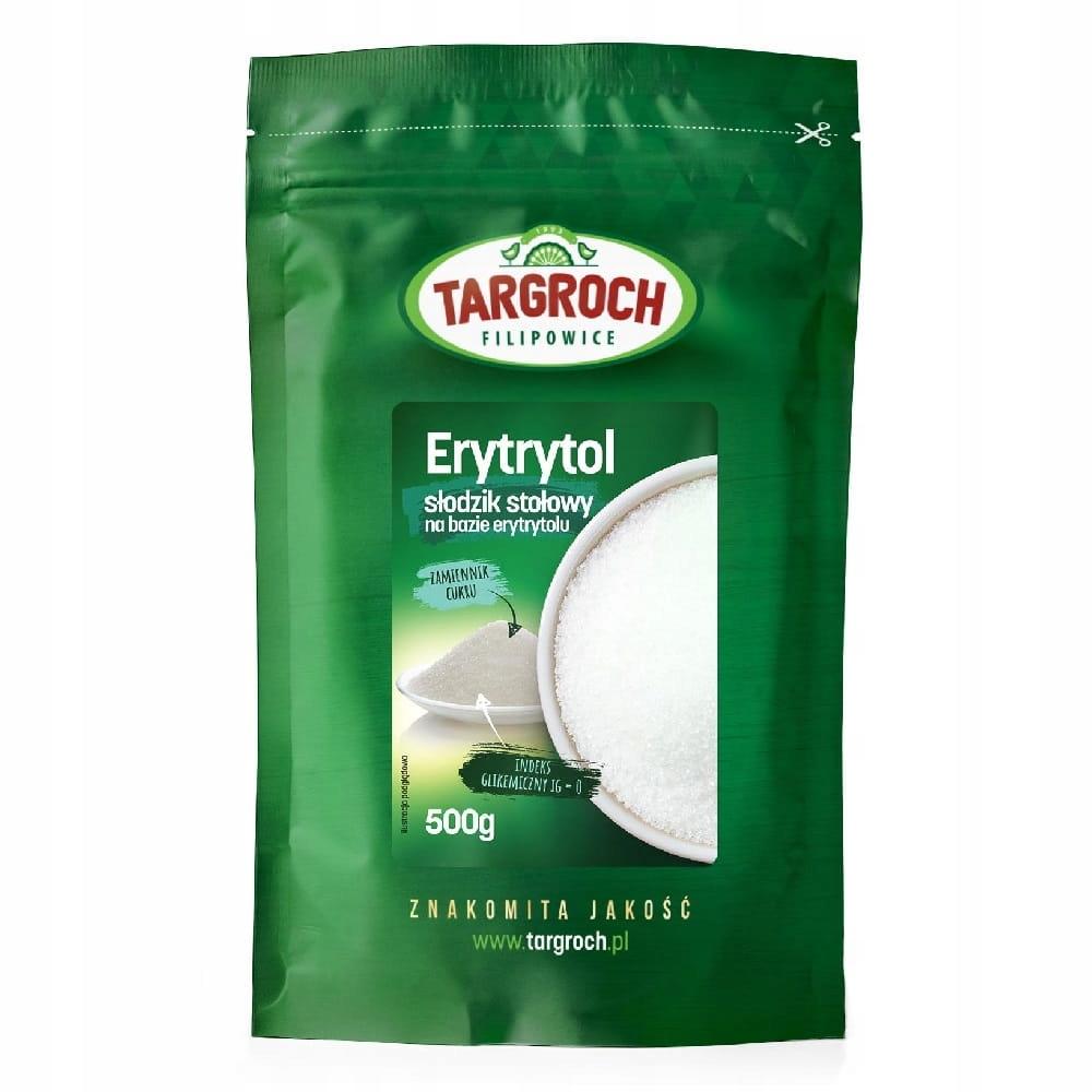 Erytrytol erytrytol 500g Targroch
