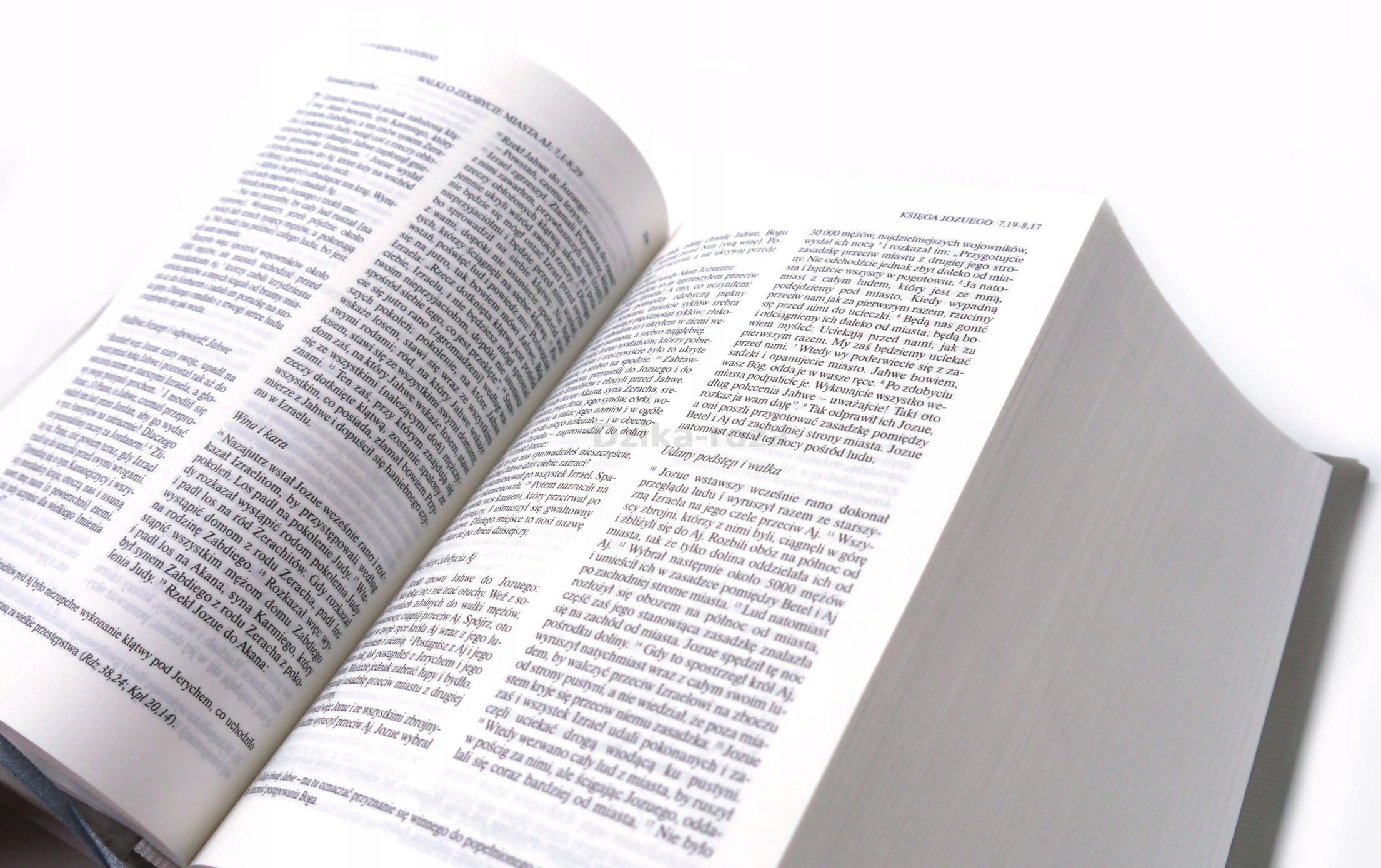 PREZENT NA BIERZMOWANIE ŚLUB PISMO ŚWIĘTE BIBLIA Autor Praca zbiorowa