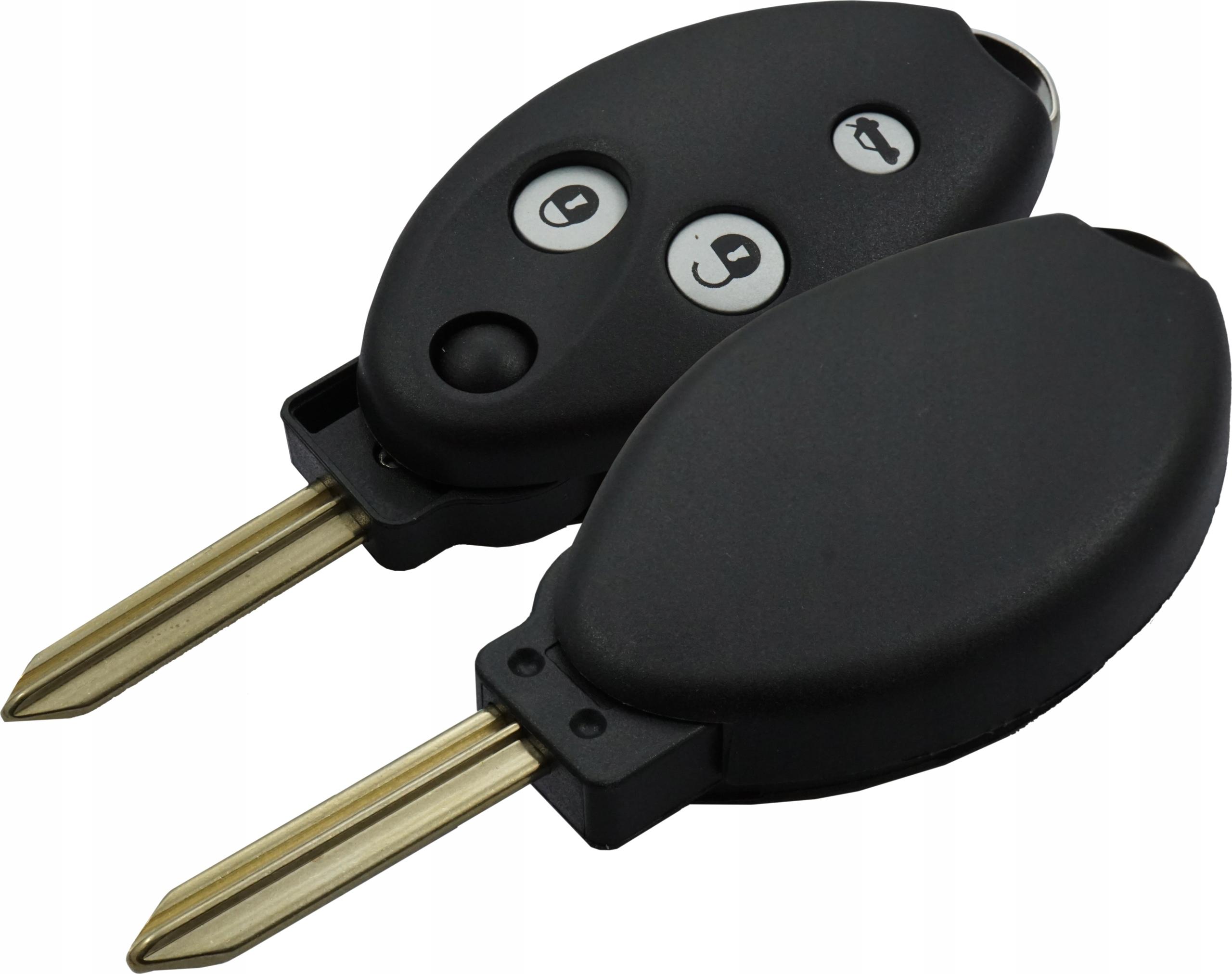 citroen c5 xsara пикассо корпус ключа пульт