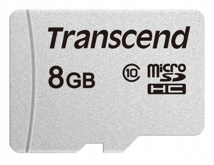 Купить Карта памяти Transcend microSDHC 8 ГБ GUSD 300S CL10 на Otpravka - цены и фото - доставка из Польши и стран Европы в Украину.
