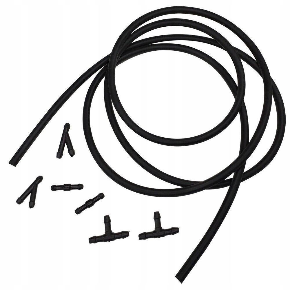 универсальный кабель шланг к омывателя 2m фитинги