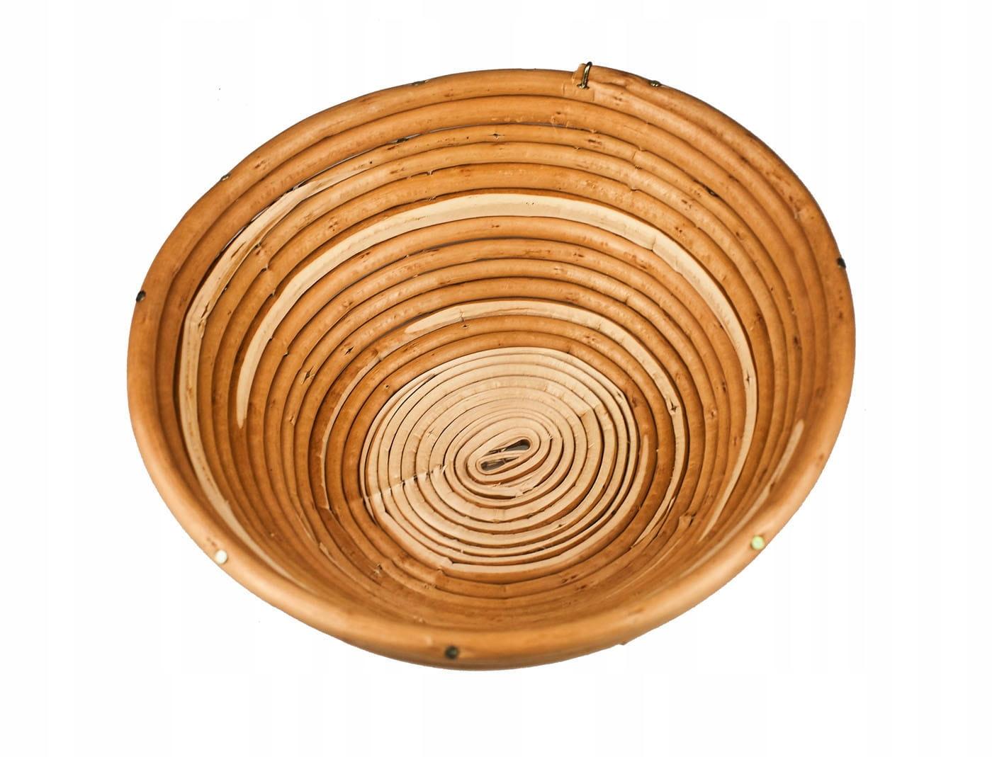 Koszyk do wyrastania chleba śr 22cm 1KG