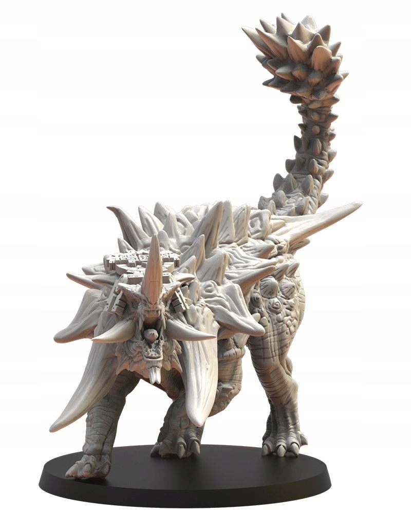 Ahuatli / Razoron - stratené kráľovstvo - 3D tlač