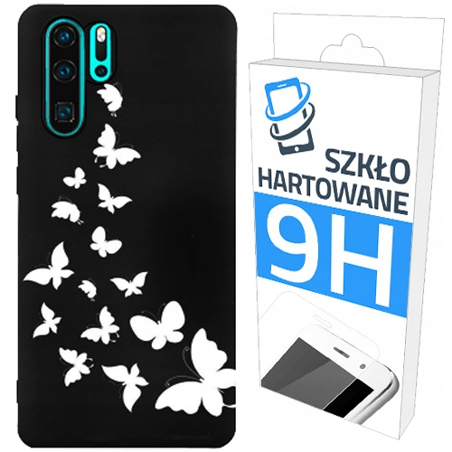 150 wzorów Etui+szkło Hartowane Do Huawei P30 Pro