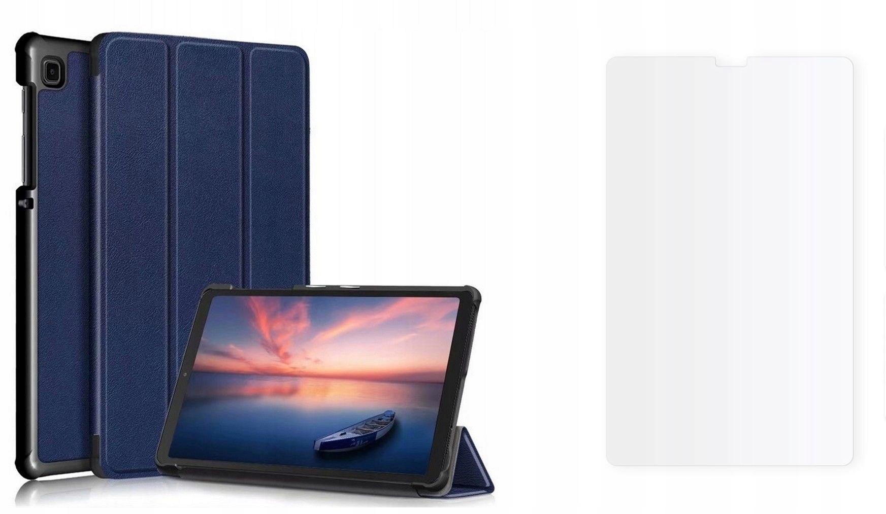 Etui Smartcase + Szkło do Galaxy Tab A7 Lite 8.7