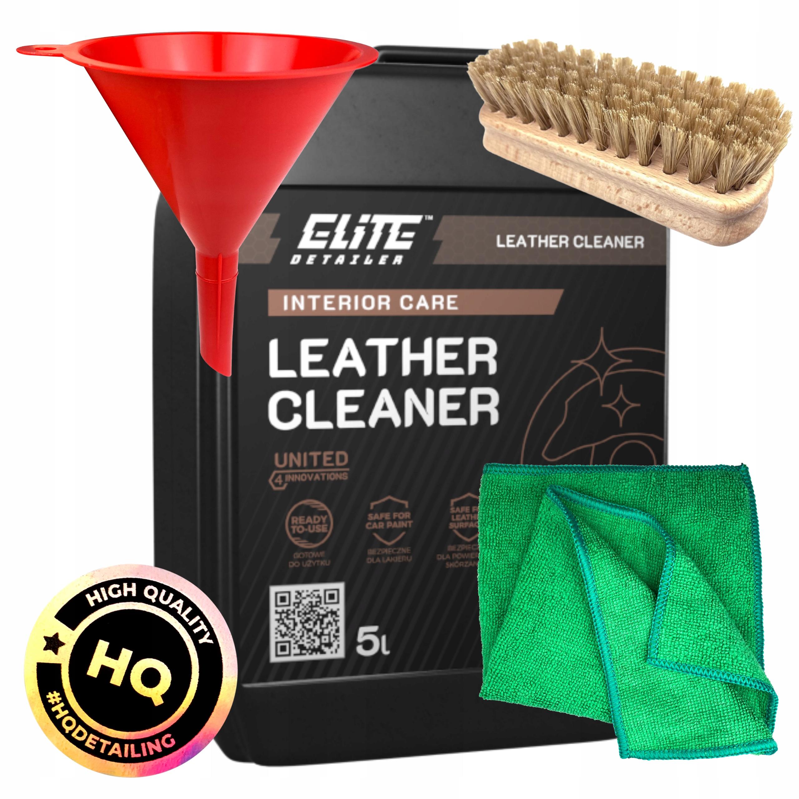 ProElite Leather Cleaner 5 L Очистка кожи