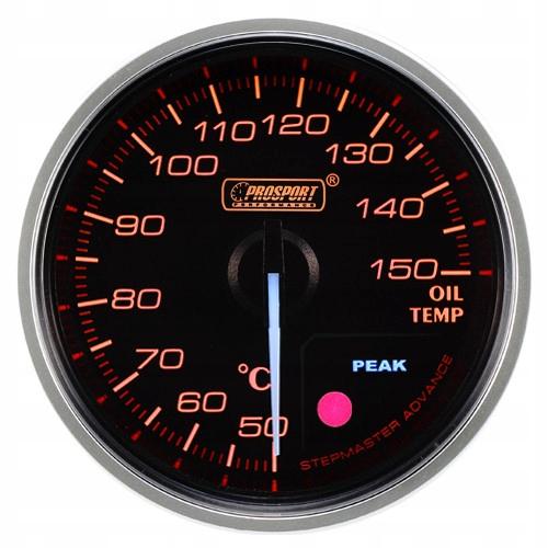 индикатор prosport премиум температура масла 52mm