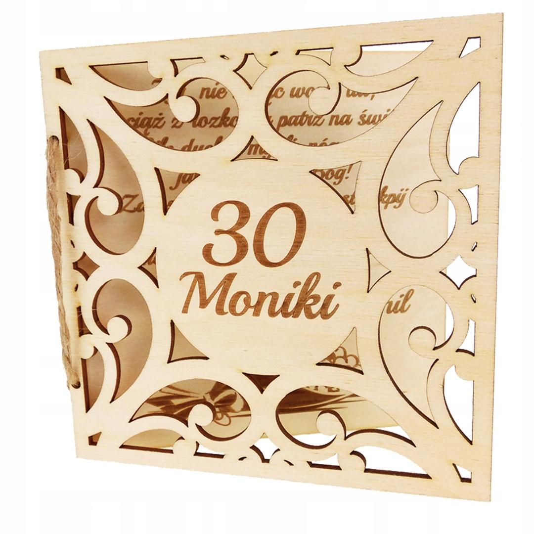 Подарок на день рождения Гравер для деревянных открыток 30 40