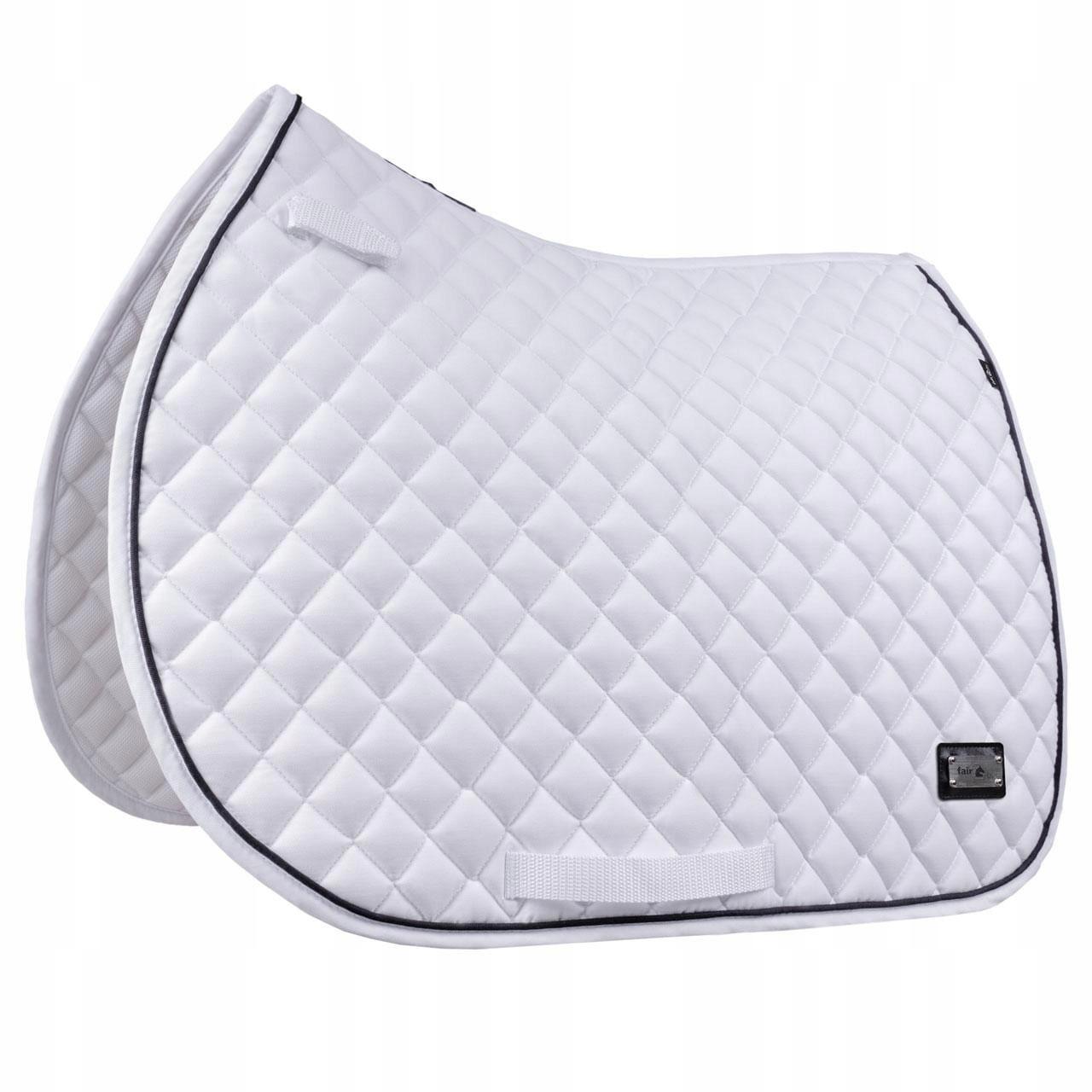 FAIR PLAY Ткань для седла AMBER 2.0 White VS Pony