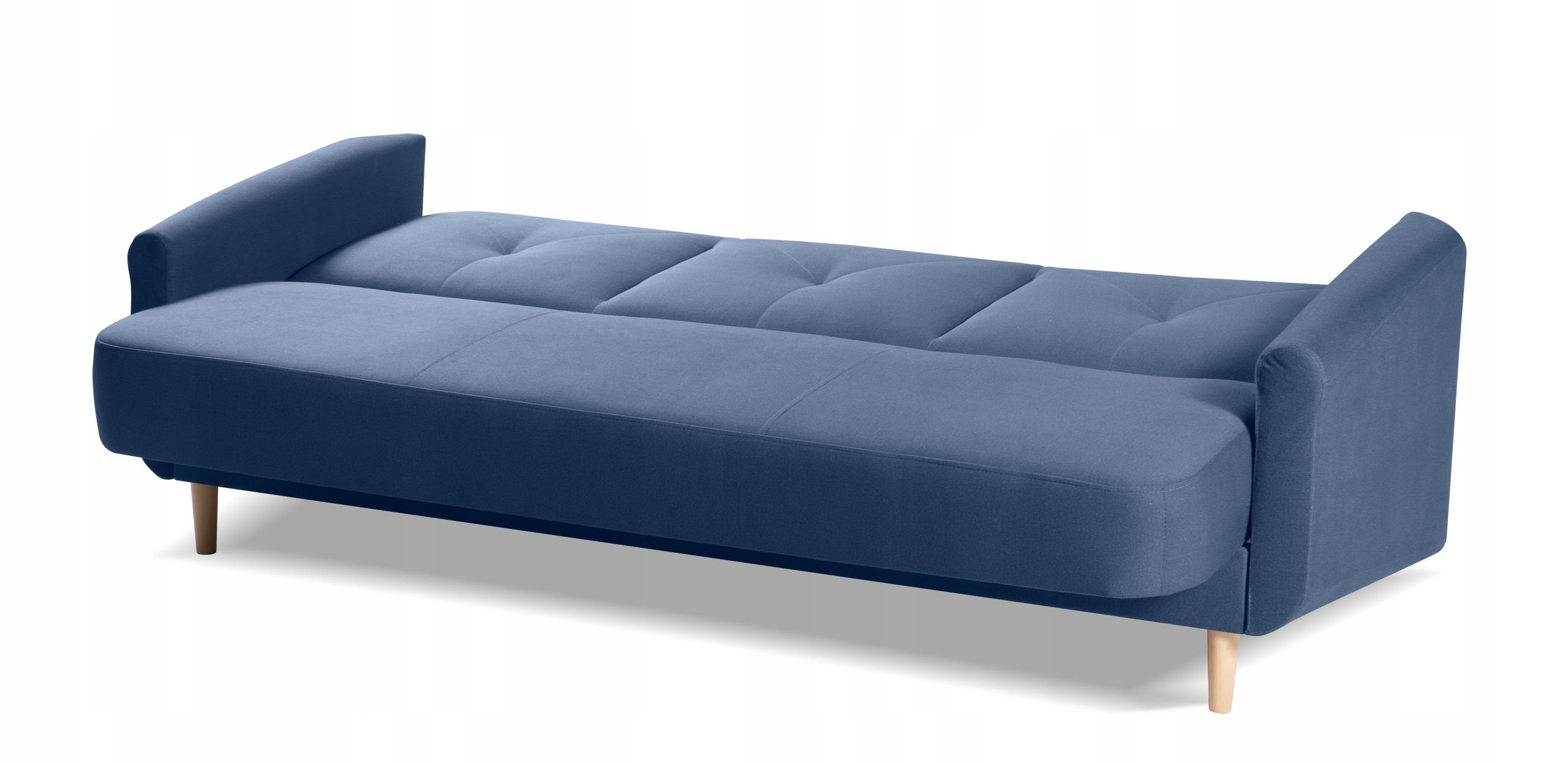 Bequemes Sofa DIXI f. Schlaf - Farben - Holz Marke Ein weiterer Hersteller