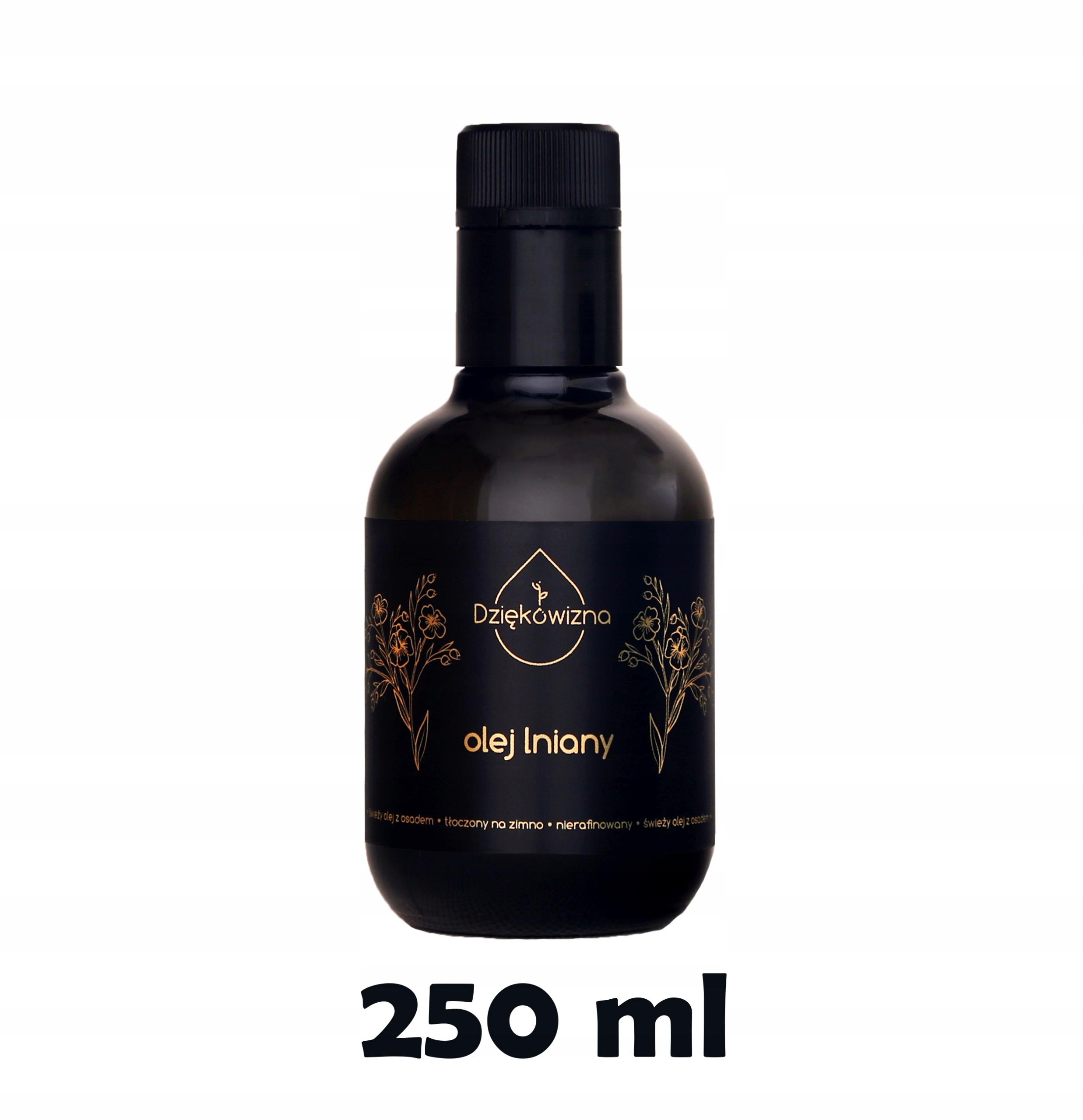 Льняное масло 250 мл - холодного отжима, budwig