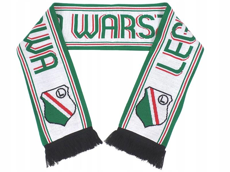 Retro Legia Varšava Scarf