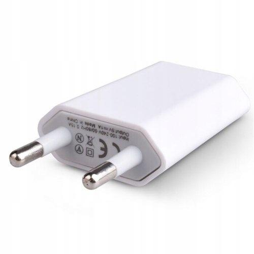 USB 5V / 1A vegglader for smartwatch-telefon Universelt formål