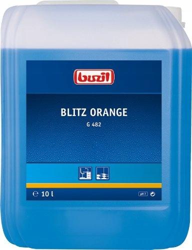 Buzil Blitz Orange G 482 жидкость для мытья полов 10 л