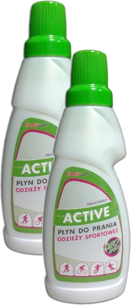 Активная жидкость для стирки спортивной одежды