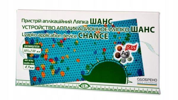 """Aplikator wieloigłowy Lyapko """"Szansa"""" 4,9 Kod producenta 4820077020819"""