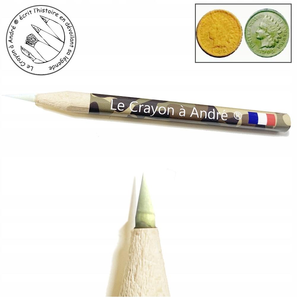 Ołówek Le Crayon à André-ołówek z włókna szklanego