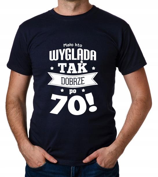 koszulka 70 Lat prezent