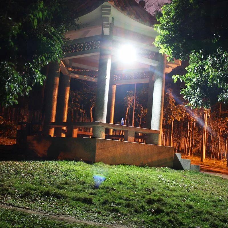 LAMPA ULICZNA LED HALOGEN LATARNIA SOLARNA 200W IR EAN 5903715550851