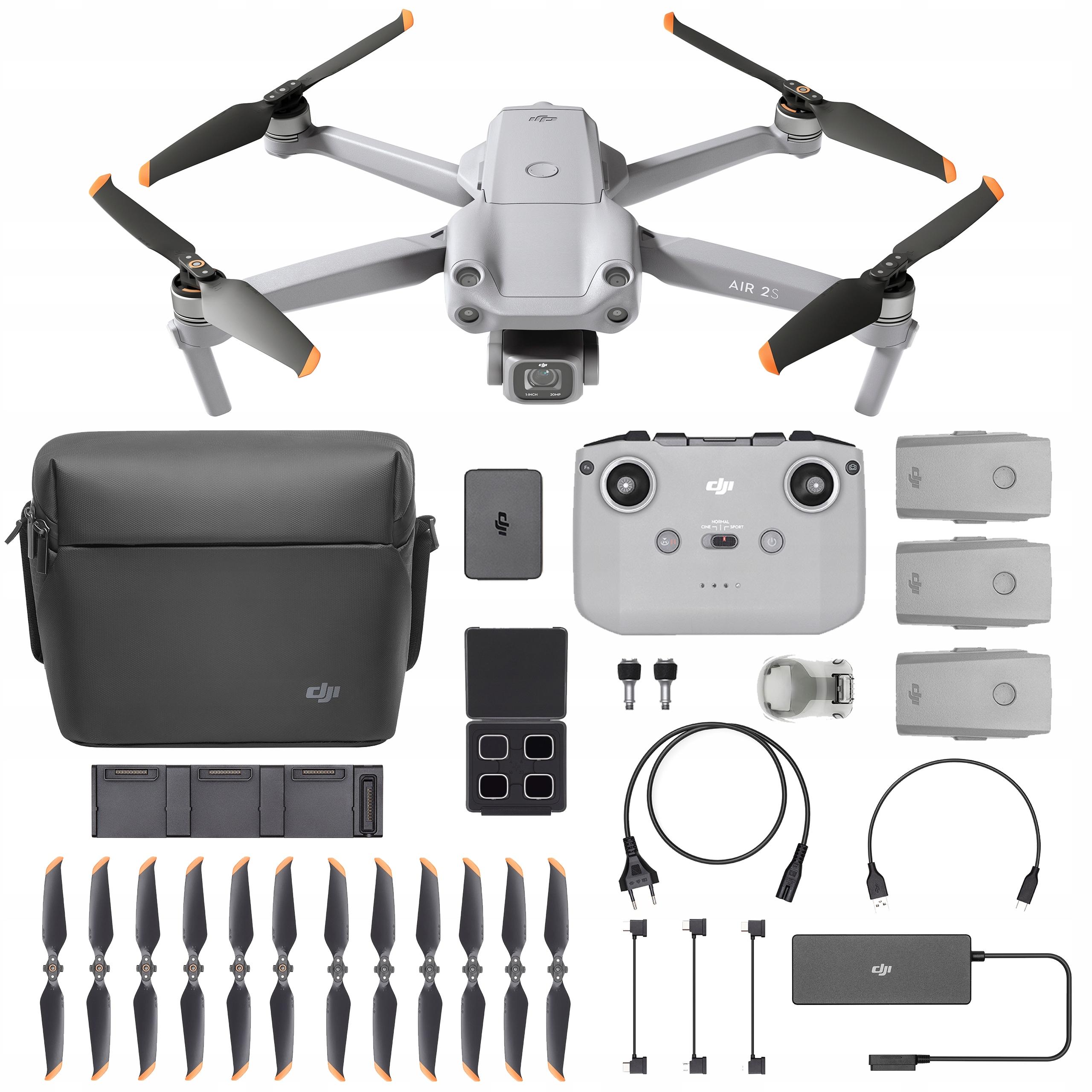Комбинированный дрон DJI Air 2S (Mavic Air 2S) 5.4K 20MP