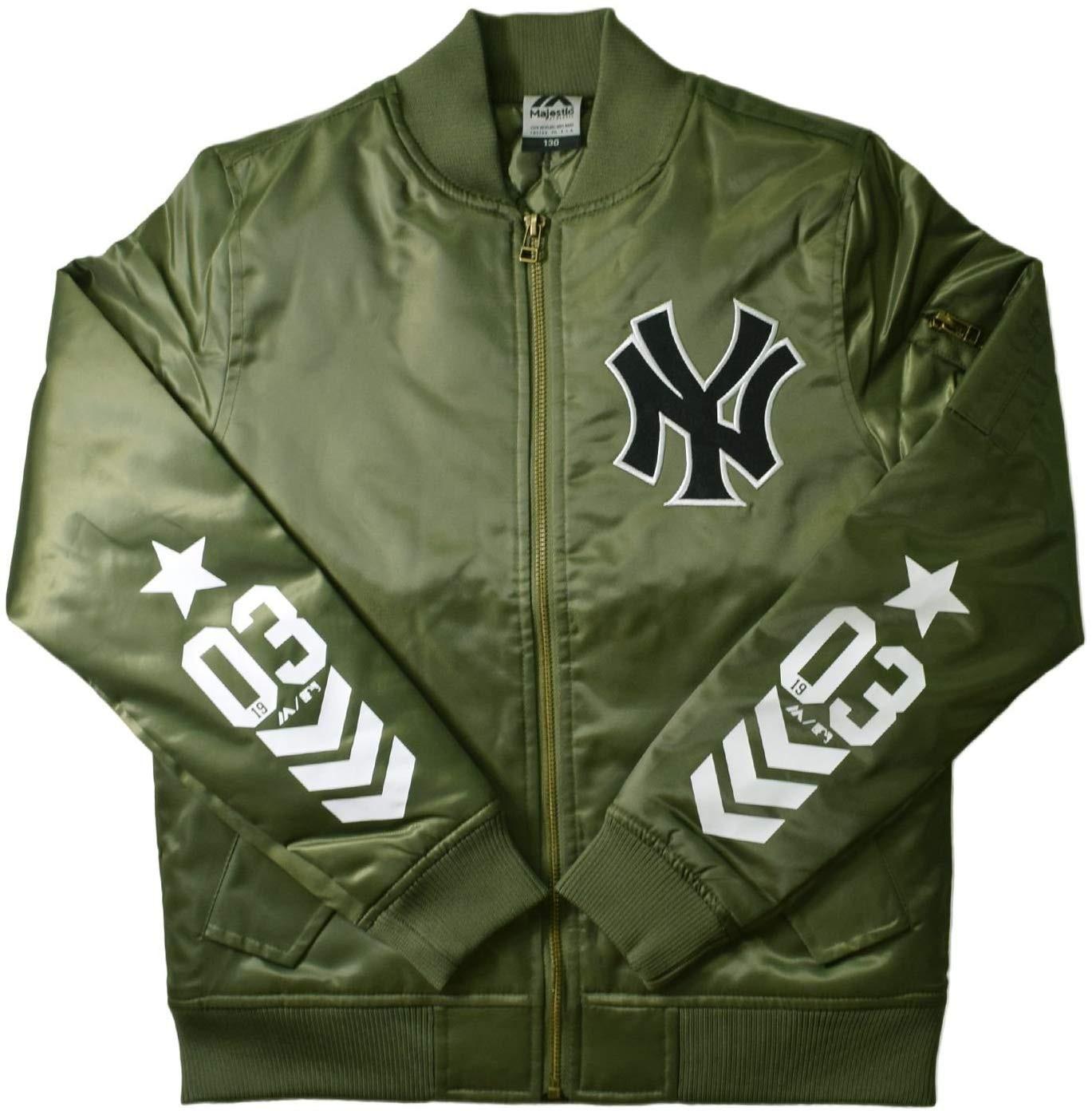 Baseball bunda New York Yankees Majestic 140
