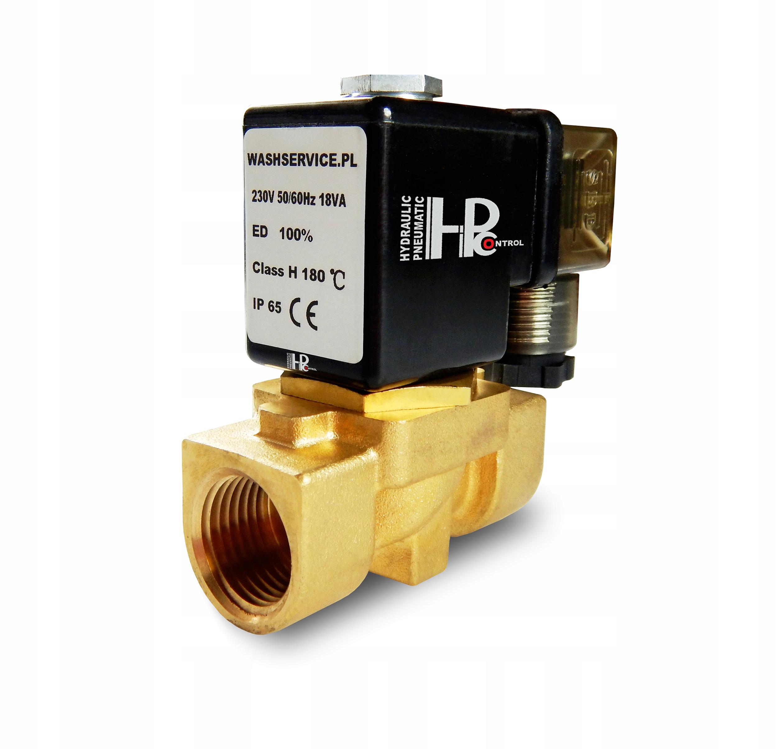 Электроклапан 2N10 1 /2 VITON дюйма 230 _ _ или 12V 24V