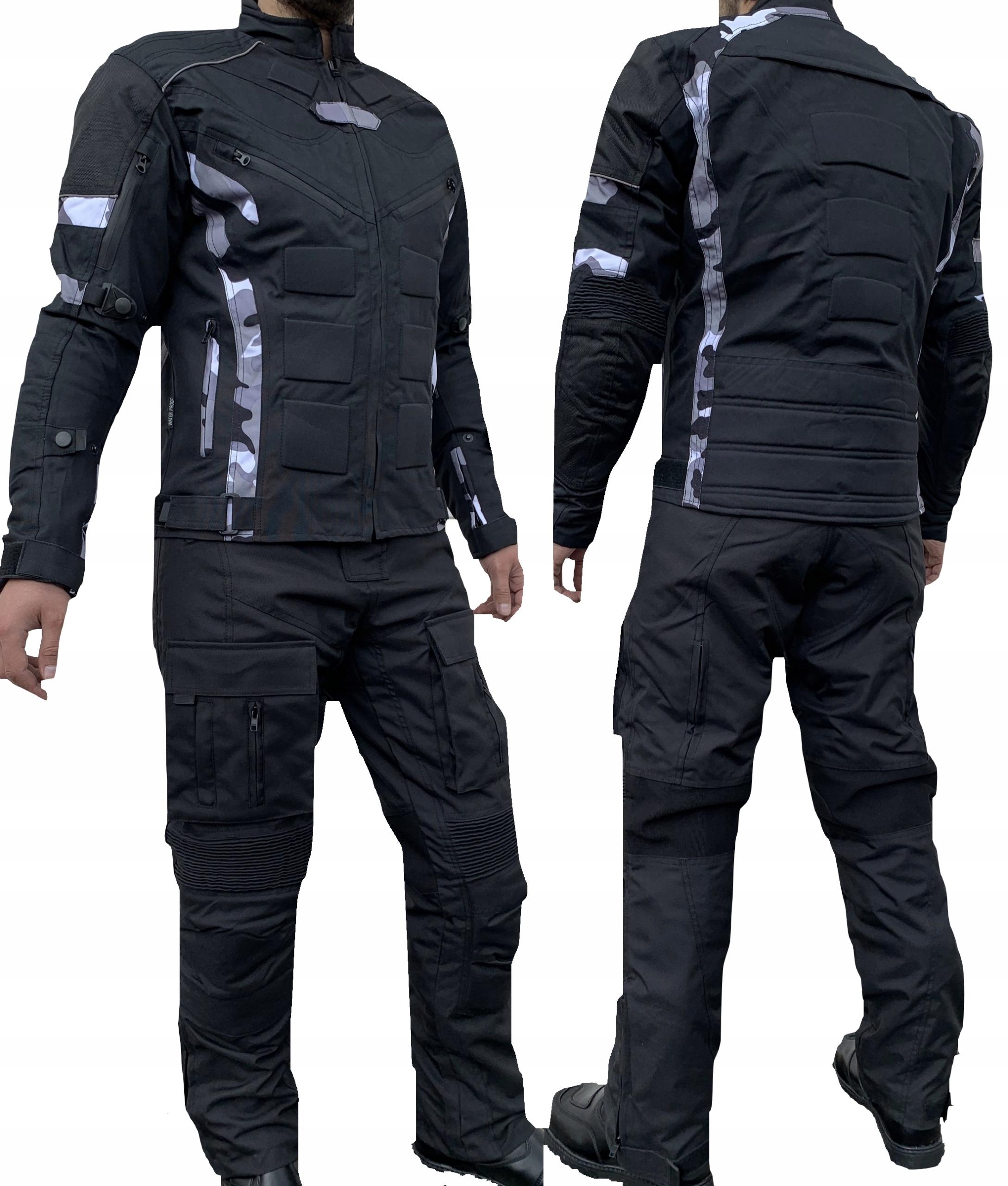 Купить Куртка + штаны.Костюм на мотор 3XL NEW на Otpravka - цены и фото - доставка из Польши и стран Европы в Украину.