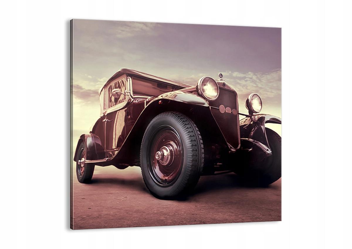 Plagát Mercedes retro AC60x60-2621