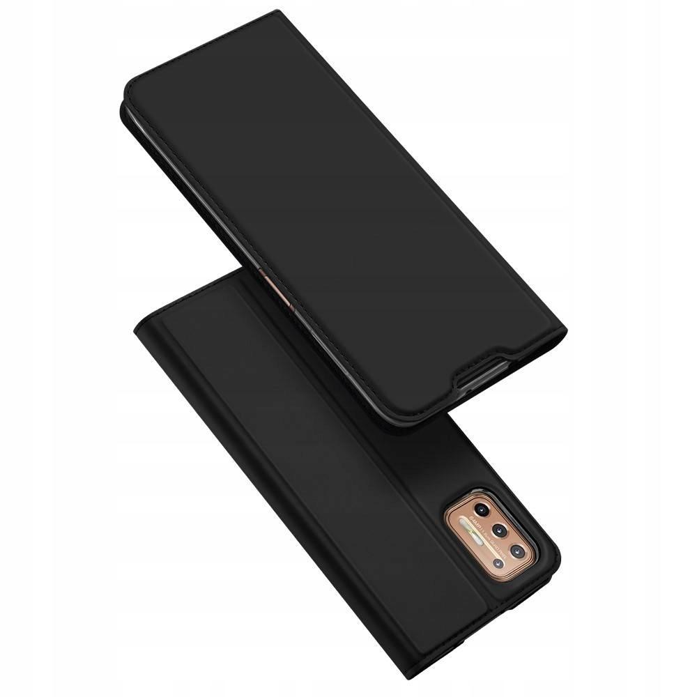 Etui DUXDUCIS do Motorola Moto G9 Plus Czarny