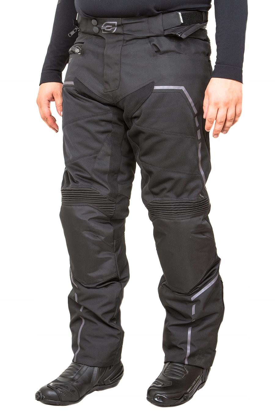 Tesktylne штаны мотоциклетные ozone jet 5xl, фото 3