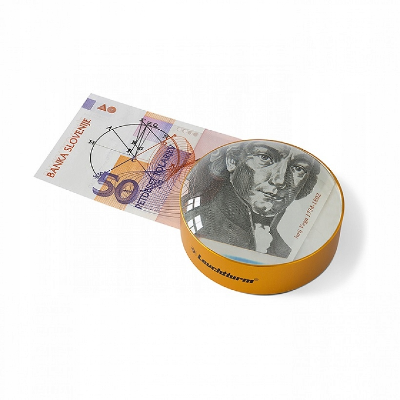 Купить Leuchtturm - Лупа с ярким полем зрения X 4 на Otpravka - цены и фото - доставка из Польши и стран Европы в Украину.
