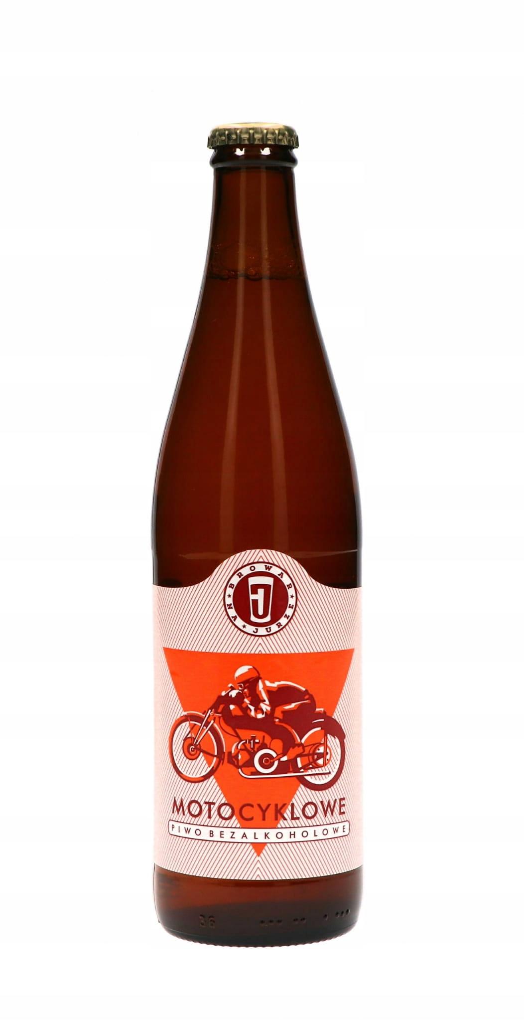 Piwo Motocyklowe, Na Jurze 500ml