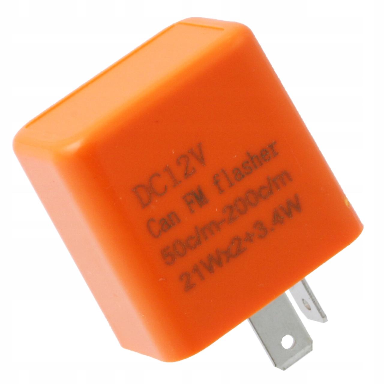 регулируемый прерыватель указателей поворота 12v led 2pin