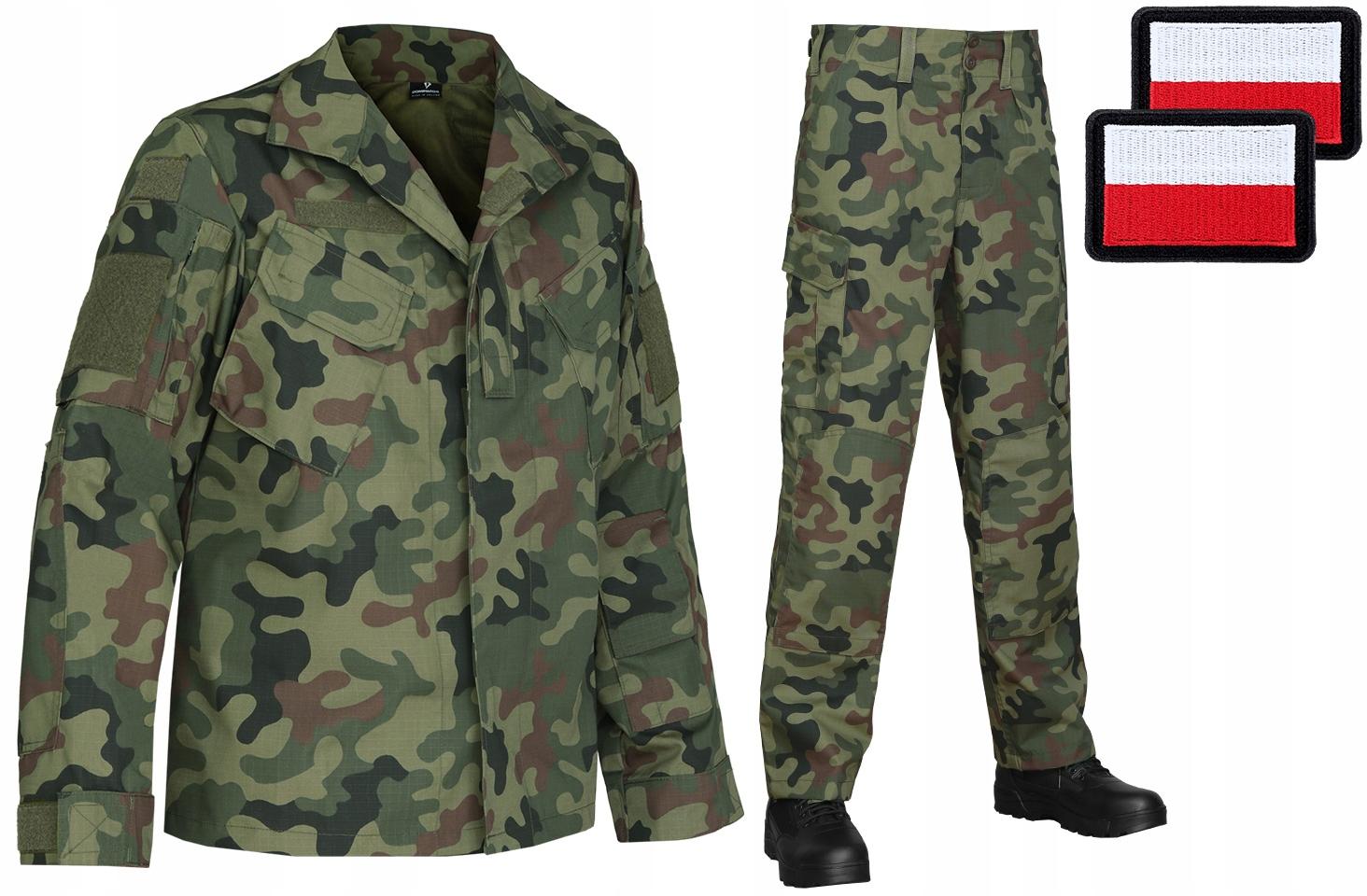 Dominator Polski Mundur Wojskowy Mon Wz93 Komplet 9480429731 Allegro Pl