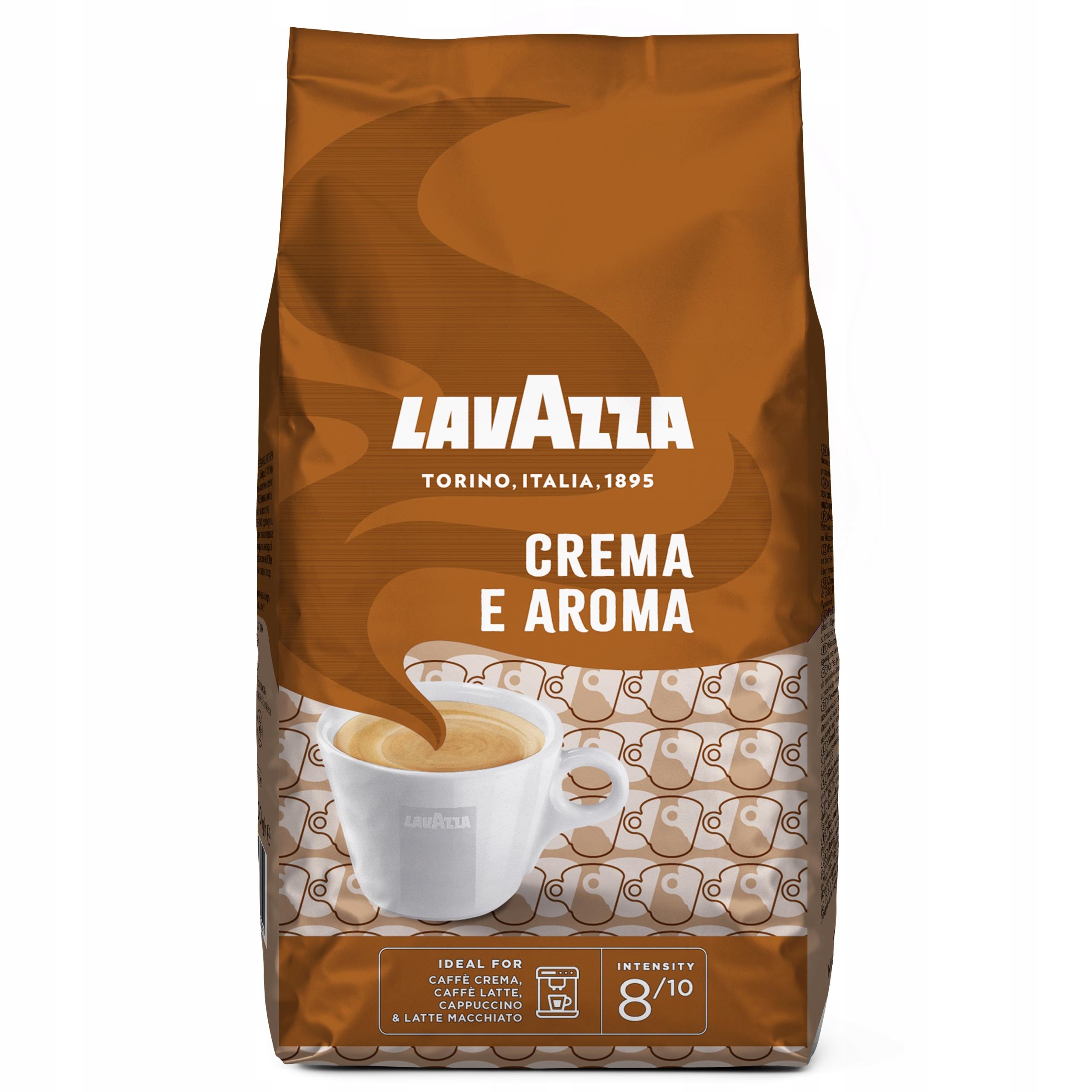 кофе в зернах Lavazza Креме E Aroma 1кг