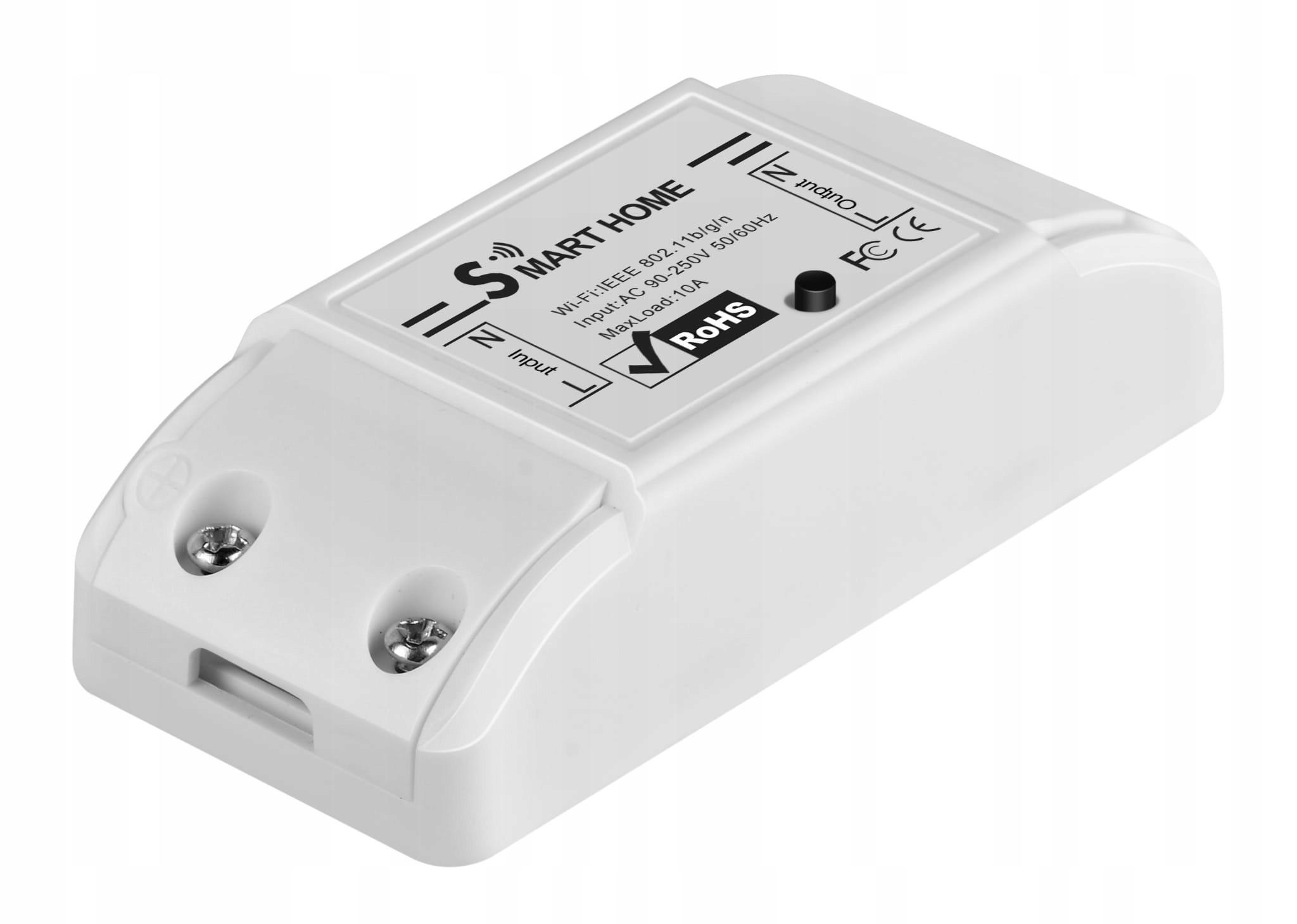 Inteligentny przełącznik timer Wi-Fi 230V - GP-SS1