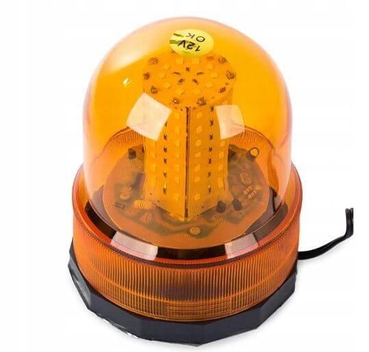 лампа вспышка предупреждения led петух стробоскопа 12v