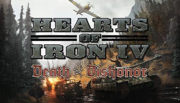 Купить HEARTS OF IRON IV 4 DISHONOR DEATH OR PL STEAM DLC на Otpravka - цены и фото - доставка из Польши и стран Европы в Украину.