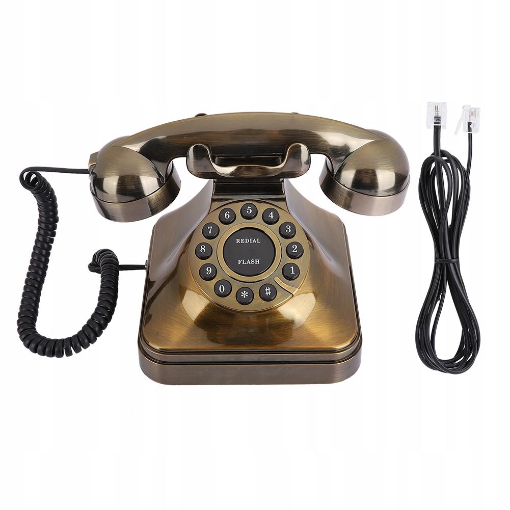 STACIONÁRNY KARTA RETRO TELEFÓN