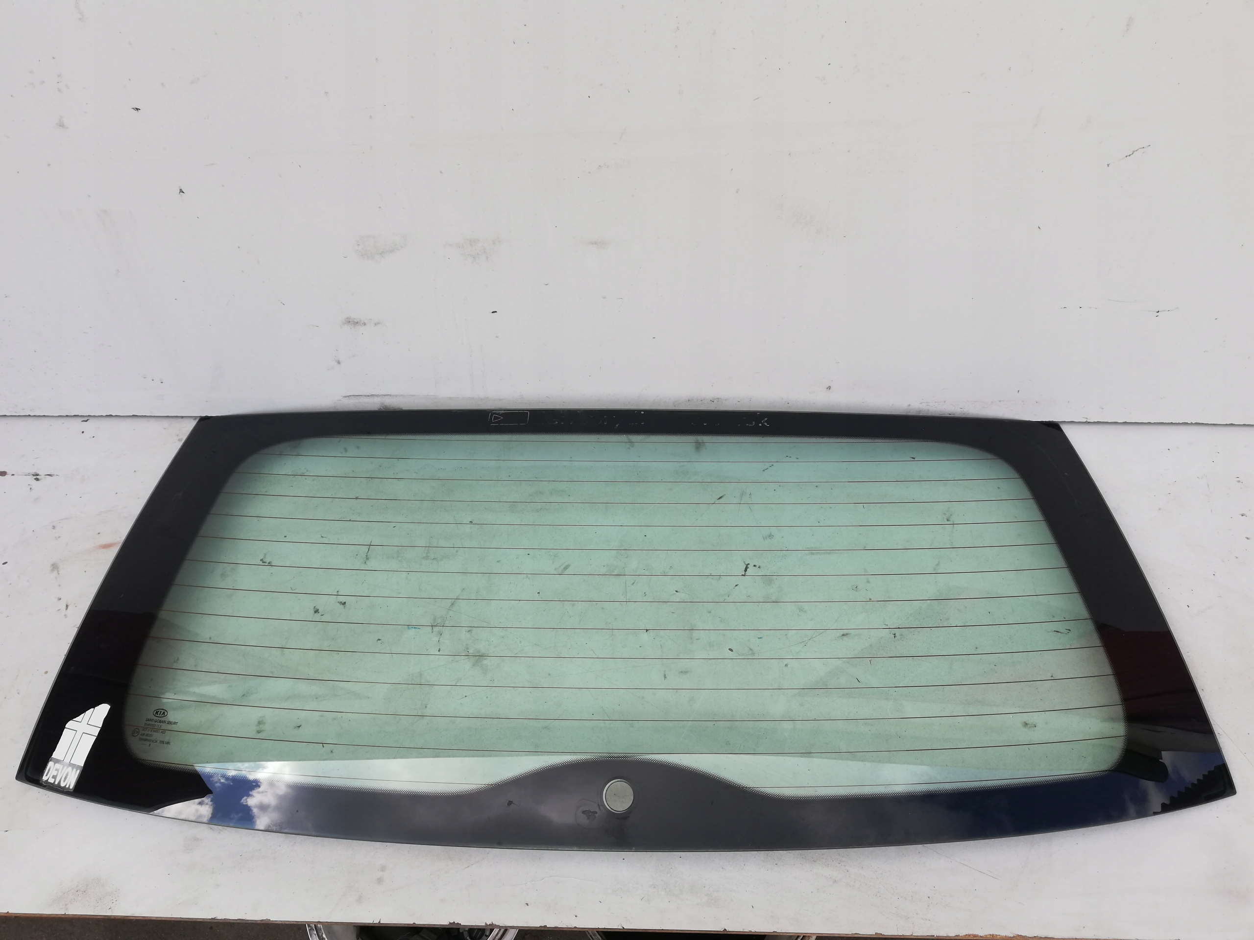 крышка багажник сзади мост kia ceed 07-12 универсал