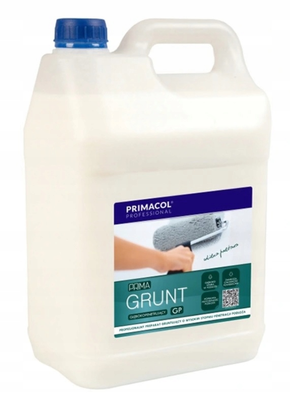 GRUNT PRIMACOL- preparat gruntujący
