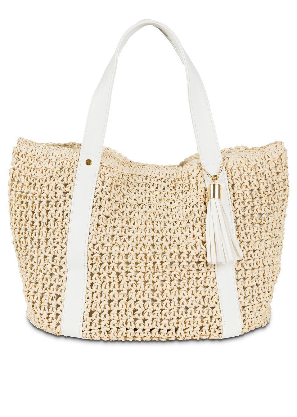 07H087 Плетеная сумка __uniwersal