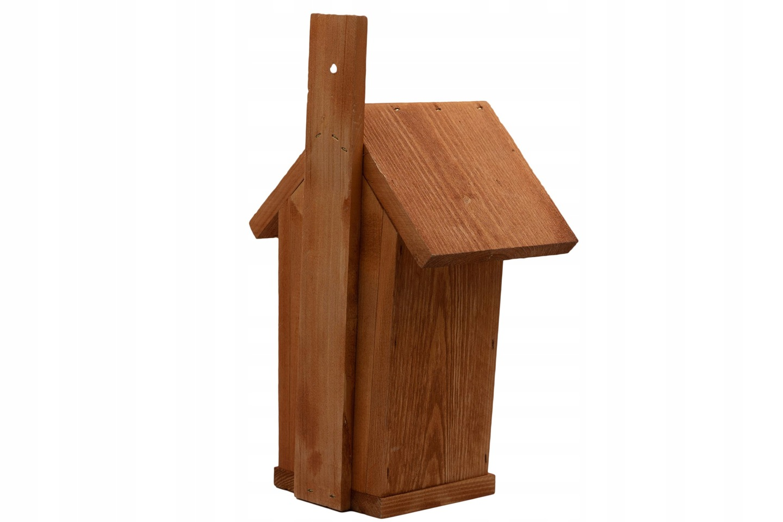 Кормушка для птиц, деревянная, 26 см